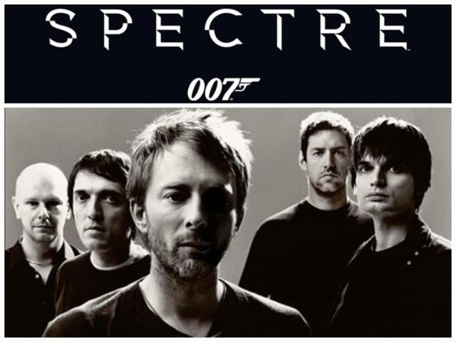 Radiohead recorded a version of the Bond theme that wasn't used in the film.