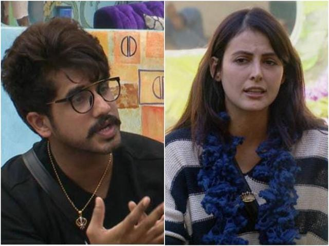 Mandana and Suyyash have been nominated with four others for eviction this week.