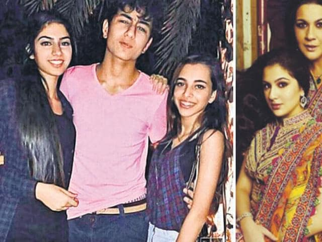 Saif Ali Khan's son Ibrahim and daughter Sara are expected to join Bollywood. (Photo: Yogen Shah)