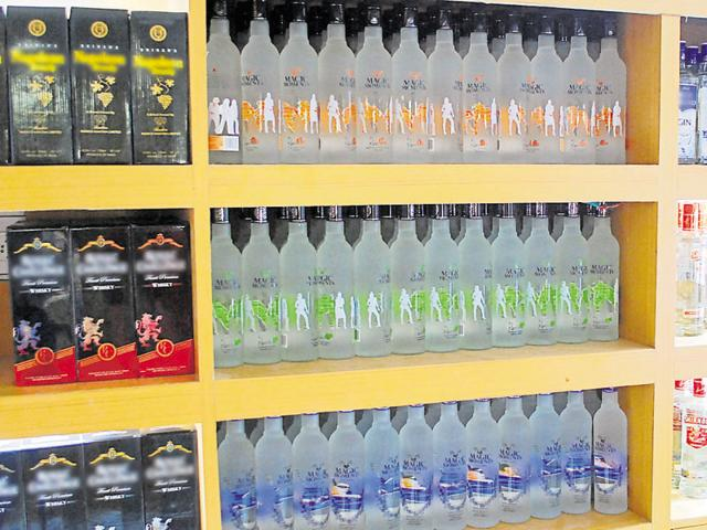 Indian-made foreign liquor firms had moved the court against state government's restrictive liquor policy.