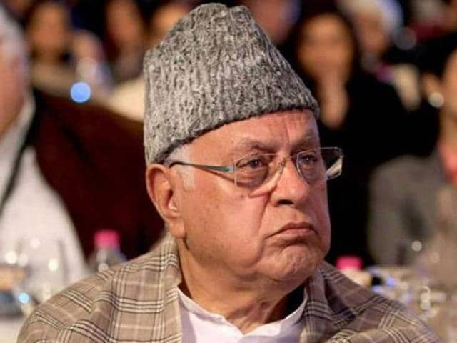 Farooq Abdullah was ousted as the president of the Jammu and Kashmir Cricket Association on July 20, 2015.
