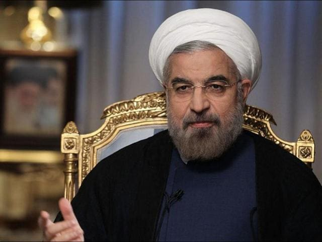 Iranian President Hassan Rouhani, who took office in 2013 on the platform of more social and political freedom, has largely dedicated the first half of his four-year term to nuclear negotiations that culminated in a July deal with major powers.