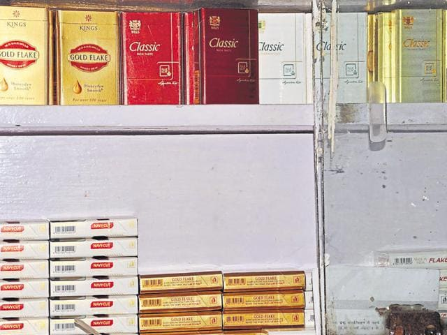 The Jharkhand government signed a notification banning the sale of loose cigarettes in November last.