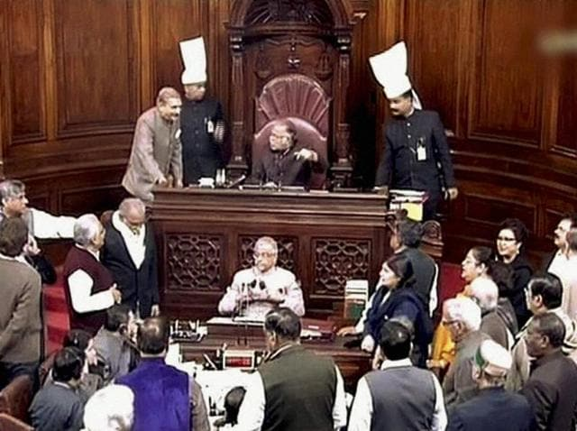 The last two sessions in Parliament, monsoon and winter, were write-offs with hardly any business getting done.