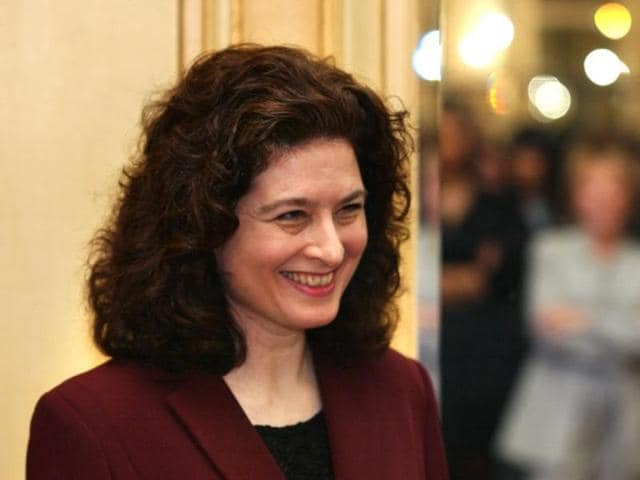 Expecting the move, Ursula Gauthier, a long-time journalist for the French news magazine L'Obs, said late Friday night she was prepared to leave China.