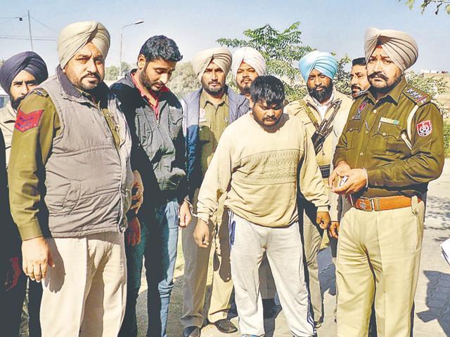 Abohar murder,Fazilka police,arrests