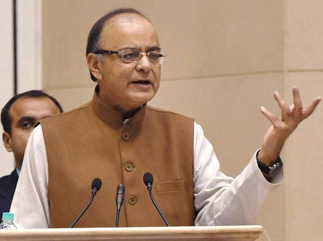 "Union finance minister Arun Jaitley dismissed domestic criticism about the apparent slow pace of growth in the Indian economy as being nothing more than ""cynicism."""