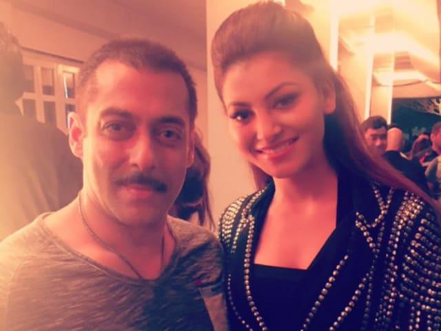 Salman Khan And His Wife