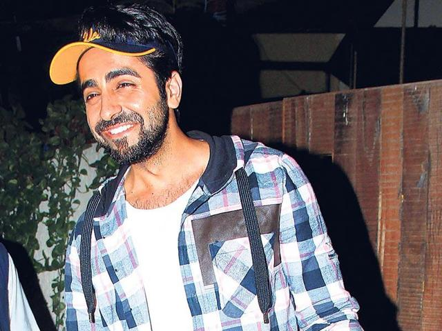 Ayushmann says his brother, who is a known radio jockey and theatre actor, will play a Haryanvi character in the film.