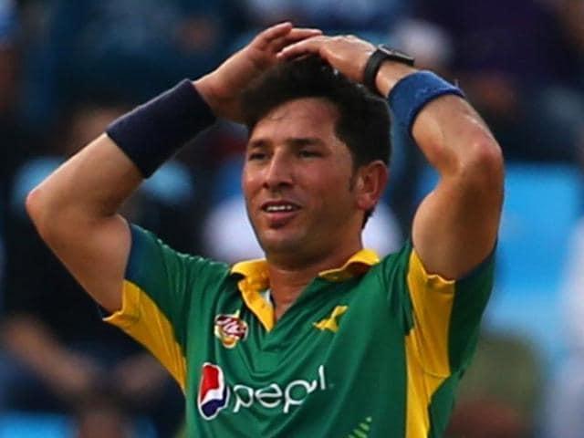Yasir Shah,Pakistan Cricket Board,Haroon Rasheed