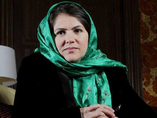 Fawzia Koofi,Afghanistan first women MP,Afghanistan politics