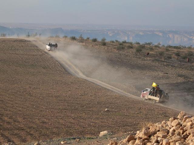 Tishrin dam,US-backed rebel alliance,Islamic State