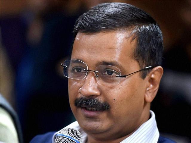 Arvind Kejriwal,election campaign,bir desecration