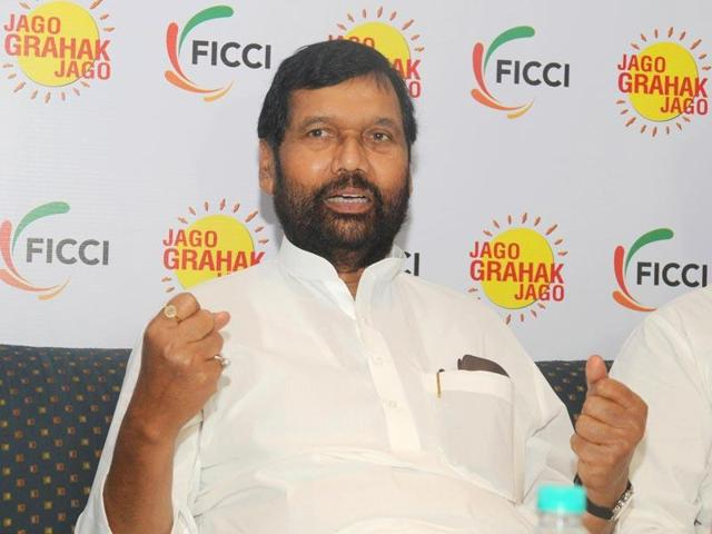 Ram Vilas Paswan made the comments during an interview with PTI.