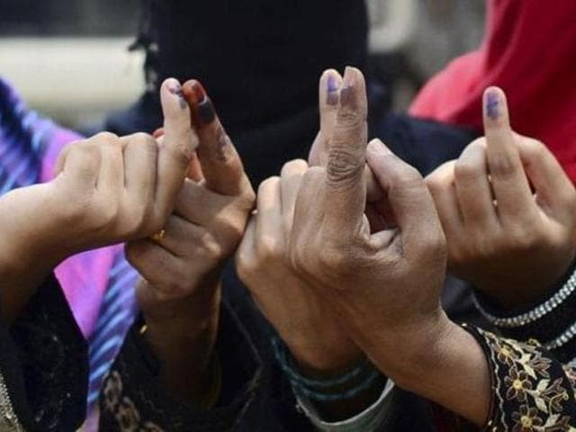 Chief election commissioner of India (CEC) Nasim Zaidi on Monday ruled out early assembly polls in Punjab.(HT Photo)