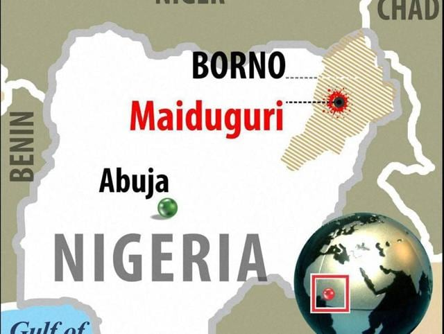 Multiple attacks by Boko Haram militants have left about 80 people dead in Nigeria.