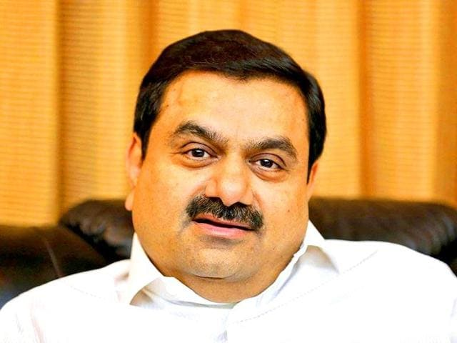 A file photo of Adani group chairman Gautam Adani.  The group's proposed 600-MW power plant in Chhattisgarh was halted after villagers, whose lands are under threat by the thermal plant, decided to oppose the project.