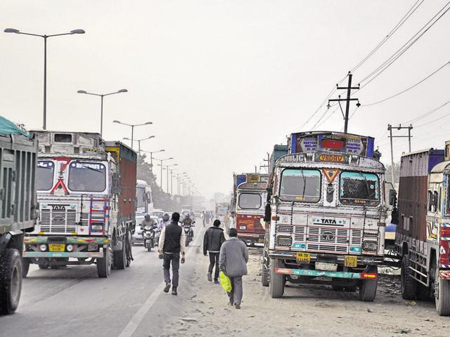 Traffic police officials said that they will soon be holding meetings with transporters to apprise them of the situation.