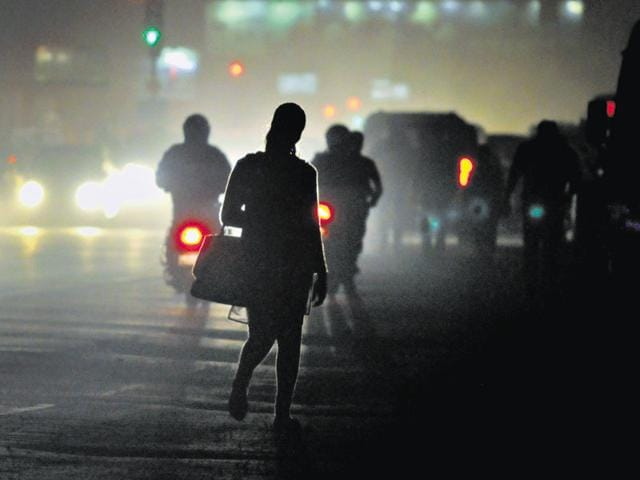 Women living in Noida and Ghaziabad say they are reluctant to step out at night without a male companion.