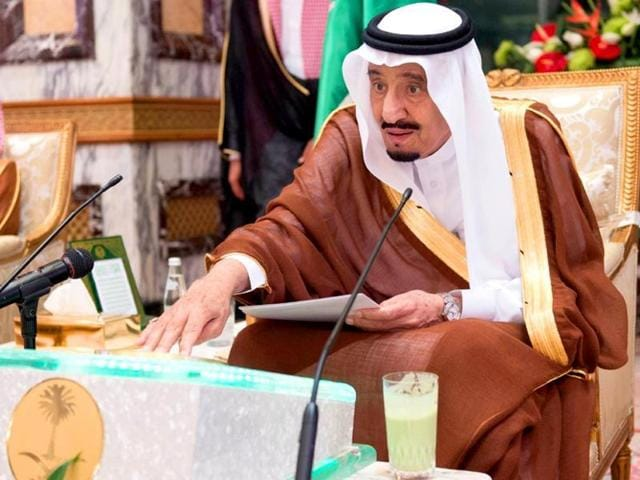 Saudi Arabia has announced measures to shrink its state budget deficit.