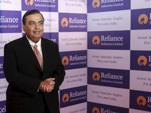 Mukesh Ambani, chairman of Reliance Industries Limited, launched Reliance Jio for RIL's employees.
