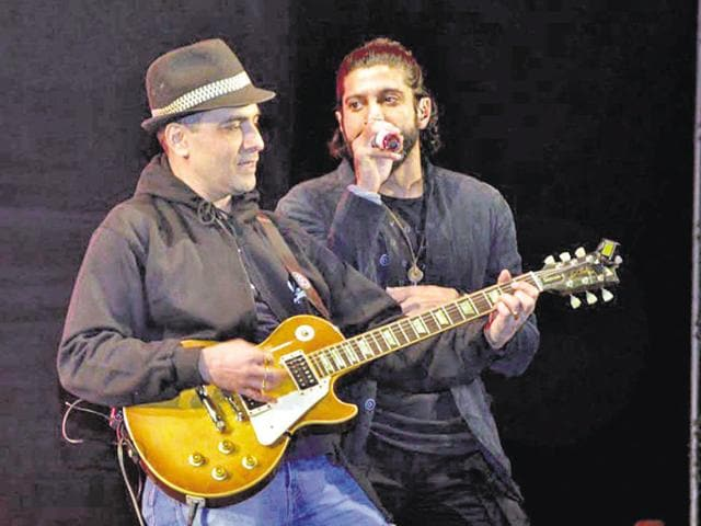 The performances were enjoyed by over 10,000 music lovers in Gurgaon on Saturday.