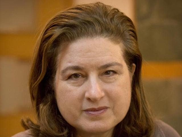 French reporter Ursula Gauthier