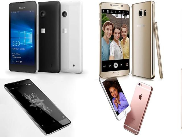 2015 saw some pretty amazing phones being launched in India -- but it takes a lot to impress us. Here are the phone that did.