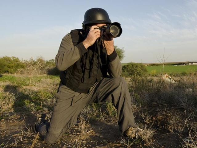 India saw five journalists killed in the course of their work and four for uncertain reasons and has been ranked below France where the cause of death was known.(Representative image)