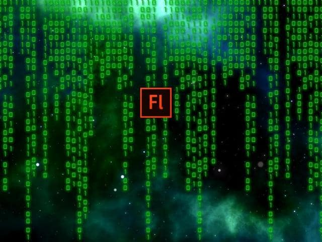 Some websites and services have already abandoned Adobe Flash for security reasons.