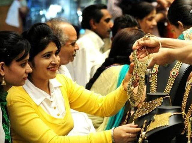 According to the jewellers in Ludhiana, a large chunk of their buyers, who come from the rural areas, who do not possess PAN cards and do not fall under the tax ambit, therefore the decision of the central government would mar their business prospects.