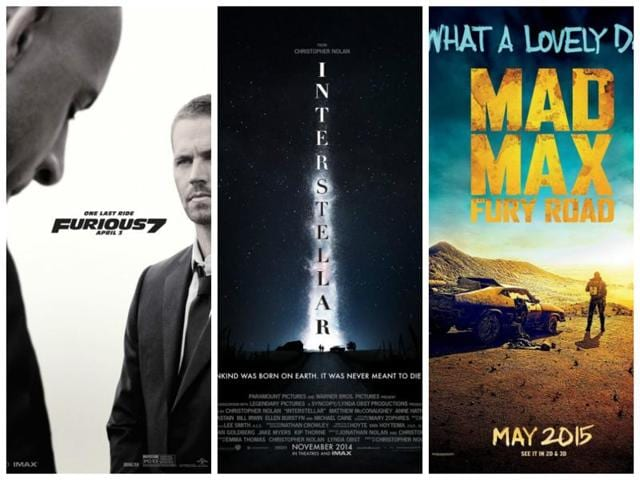 These were some of the most pirated movies of 2015.