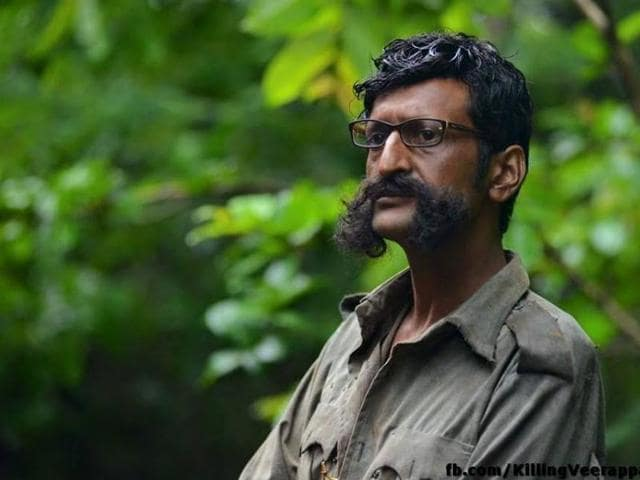 Ram Gopal Varma's film Killing Veerappan stars actor Shiva Rajkumar, son of legendary Kannada actor Rajkumar and newcomer Sandeep Bharadwaj.