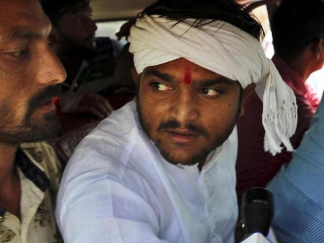 Arrested on charges of sedition, 22-year-old Hardik Patel is penning a book on India's social and caste system.