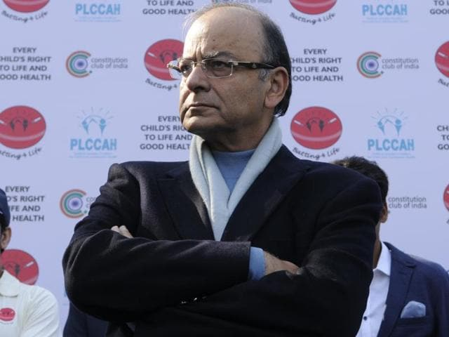 "Arun Jaitley, who unveiled the annual 'Press in India 2014-15' report, said while there has been an explosion of TV channels, viewers often watch ""shrill debates""."