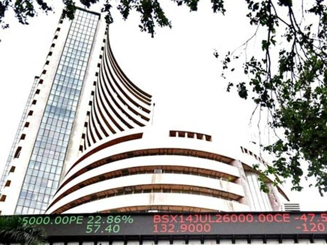 Marked by such contrasting fortunes, the 30-share Sensex ended higher by 45.35 points, or 0.17%, at 26,079.48.