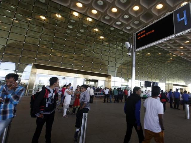 An airport official said long queues and slow movement of passengers have become a common sight over the past week.