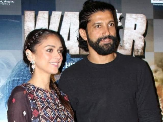 Farhan Akhtar and Aditi Roy Hydari's love scenes were deleted from Wazir as it may have invited a censor backlash.
