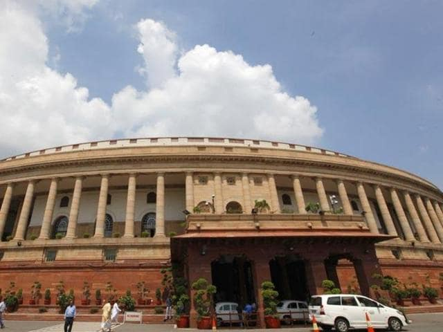 Lok Sabha Speaker Sumitra Mahajan has suggested construction of a new Parliament building as the existing 88-year-old structure is becoming inadequate to meet the growing demand for space.
