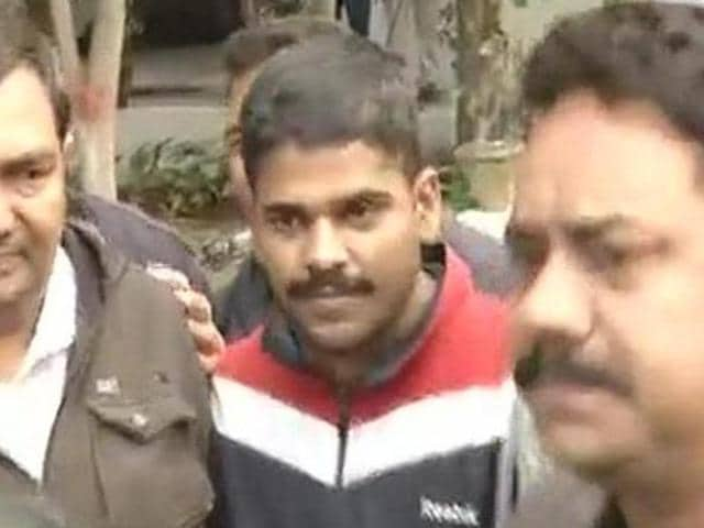 Delhi Police arrests former Indian Air Force official Ranjith from Punjab for allegedly spying for ISI.(ANI)