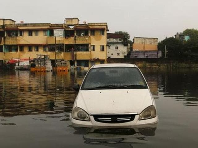 Parking charge of Rs.11,000, repair estimate charge of Rs.4,500, towing charges of Rs.7,500, and dealers forcing vehicle owners to go in for a new vehicle were some of the complaints voiced by the owners of vehicles affected by the recent floods  in  Chennai