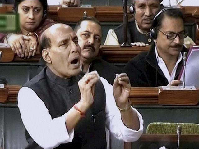 This marks the first time that Rajnath Singh has engages in what is increasingly being called 'Twitter Governance'.