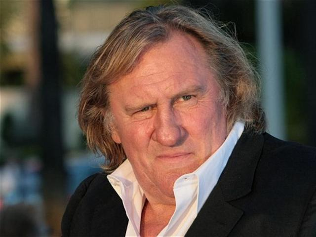 Depardieu is known for his acting prowess and scandals. (AFP)