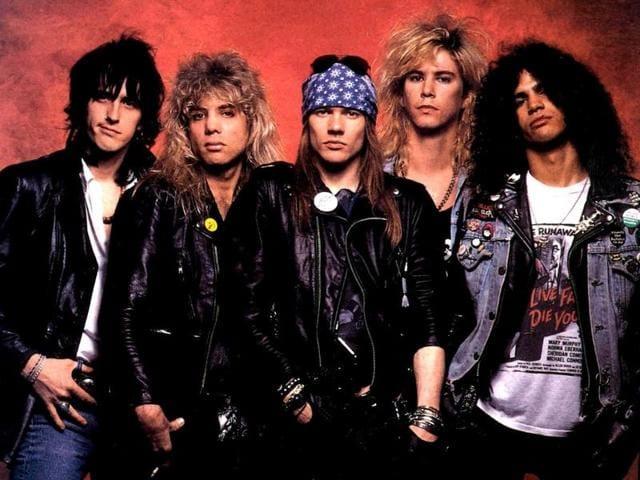 Guns N Roses,Reunion,Tour