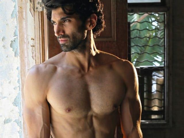 Aditya Roy Kapur is putting in a lot of effort in sculpting his body for Fitoor.