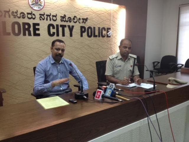 "Police have registered a case against a person for allegedly posting ""derogatory and objectionable"" comment on social media against Police Commissioner S Murugan regarding the ban on the entry of Islamic preacher Zakir Naik in Mangalore"