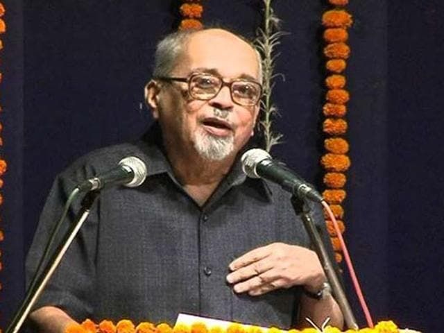 Padgaonkar was one of the most beloved literature personalities in Maharashtra.