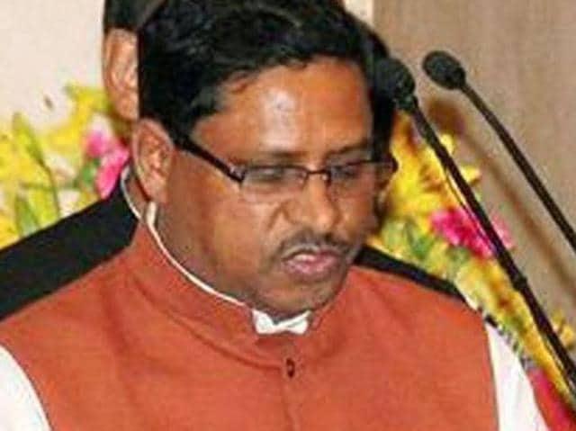 Ram Shankar Katheria(PTI File Photo)