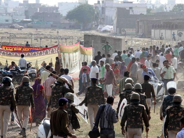 communal incidents,Bhojshala row,Indore police