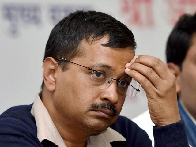 AAP leaders, including chief minister Arvind Kejriwal, have been raising allegations of corruption against Jaitley ever since Delhi principal secretary Rajendra Kumar was raided by the Central Bureau of Investigation in a graft case on December 15.(PTI Photo)